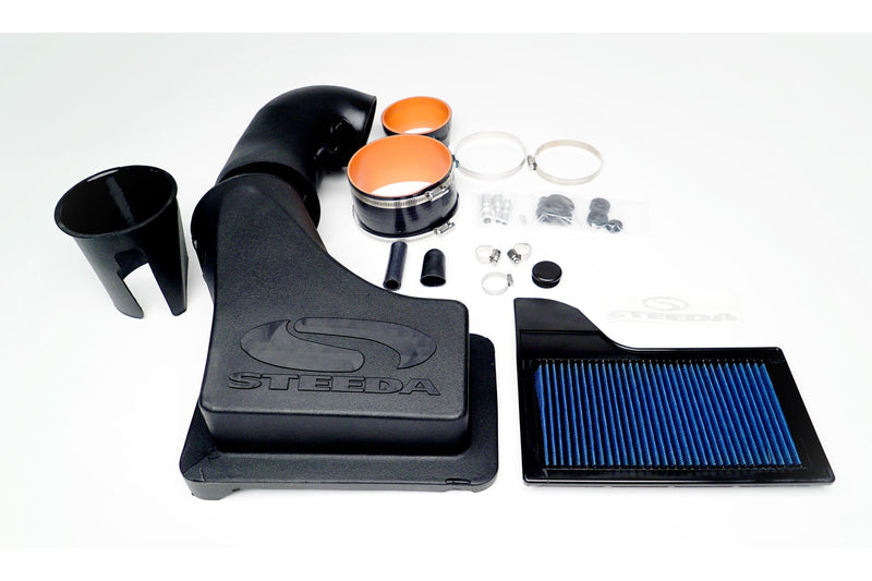 Steeda S550 ProFlow Mustang- Closed Cold Air Intake - (GT)
