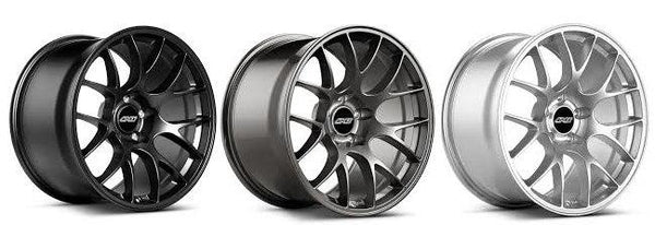 "Apex Wheels - EC-7 Lightweight Wheels in 18"" & 19"""