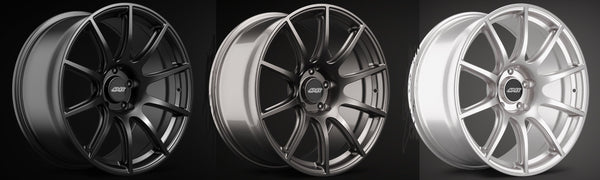 Apex Wheels - SM-10 Lightweight Wheels - 19""