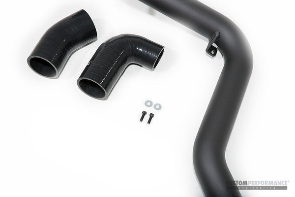 "CP-E ""HotCharge"" Ford Focus ST Hot Side Intercooler Hard Pipe"