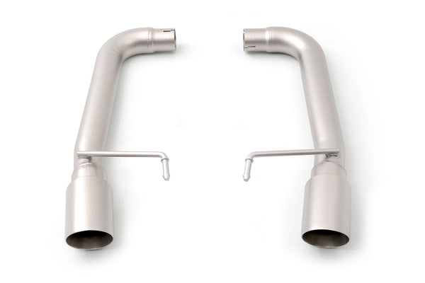 cp-e Austenite Ford Mustang EcoBoost Muffler Delete Axle Back Exhaust System