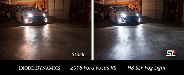 Diode Dynamics Focus RS Fendinebbia Led mk3