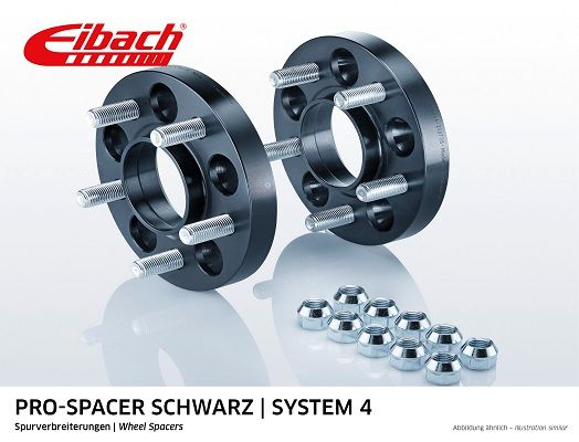Eibach Wheels spacers for S550 MUstang GT and Ecoboost