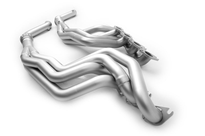 Tubo longo do mustang LTH S550 Headers - Gato / Decat (15-20)