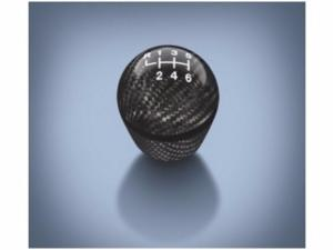 Ford Focus Shift Knob - 6 Speed Carbon Fiber