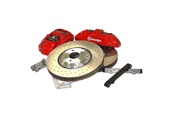 Ford Performance Mustang GT350R Brake Upgrade Kit (15-19 EcoBoost/GT)