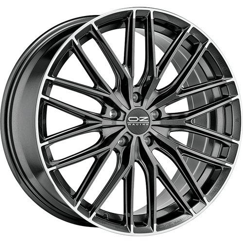 "OZ Racing Gran Turismo HLT wheels in 19"" or 20"""
