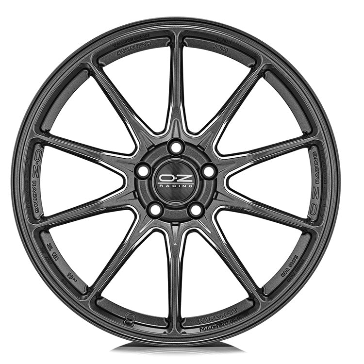 "OZ Racing Hyper GT HLT Lightweight 20""  Wheels for Mustang"
