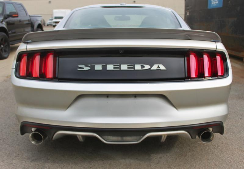 Steeda S550 Mustang Q-Series Rear Spoiler