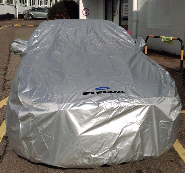 Mustang S550 Car Cover - Outdoor