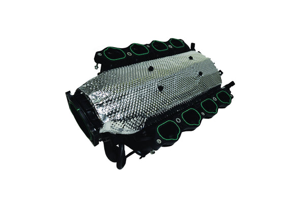 فورد موستانج GT Intake Manifold Heat Shield لـ 2018+ أو GT350 Manifold