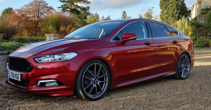 OZ Racing Leggera HLT fitted to the Steeda Mondeo