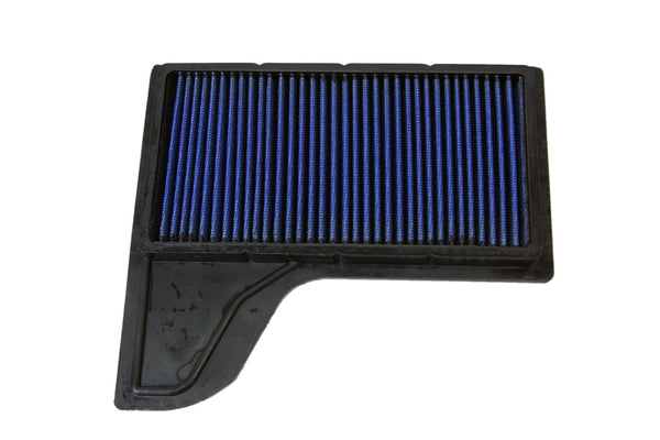 Steeda S550 Intake drop in high flow replacement air filter.