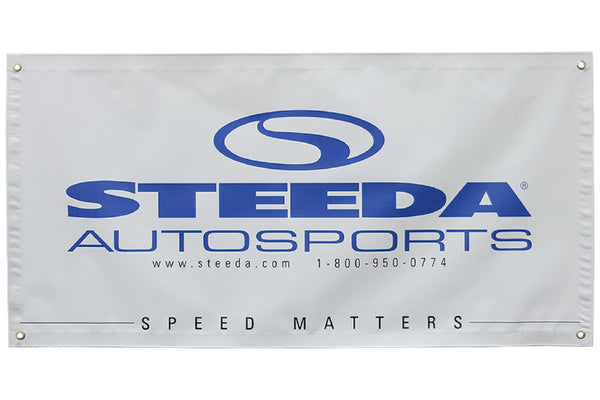 Steeda Autosports Workshop Banner