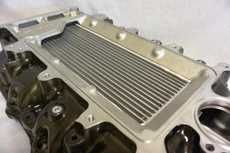 Whipple S550 Mustang Twin Screw Supercharger Kit