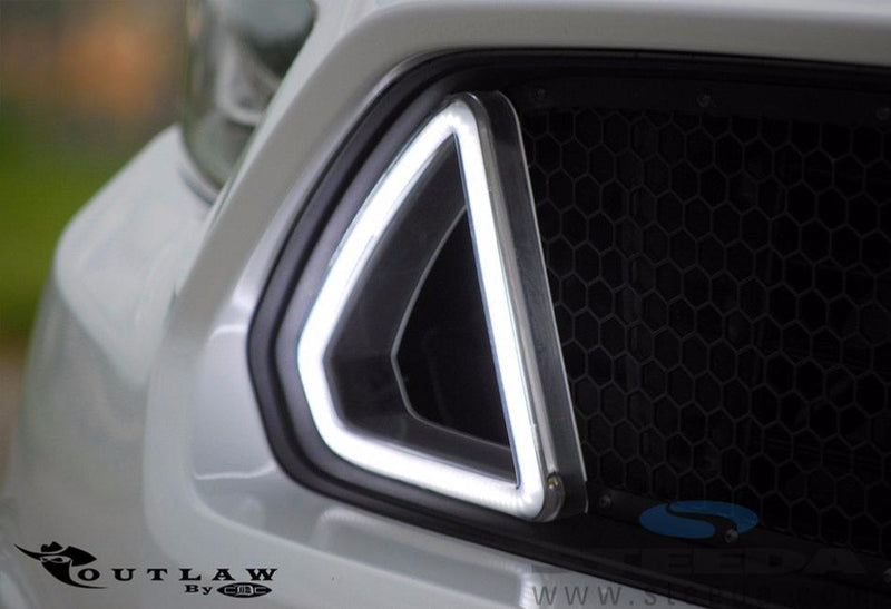 CDC S550 Mustang Outlaw LED Switchback Górna kratka