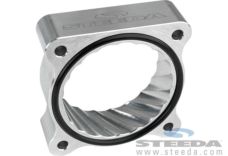 Steeda S550 موستانج EcoBoost Throttle Body Spacer