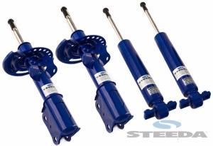 Steeda S550 موستانج Pro-Action Shocks and Struts