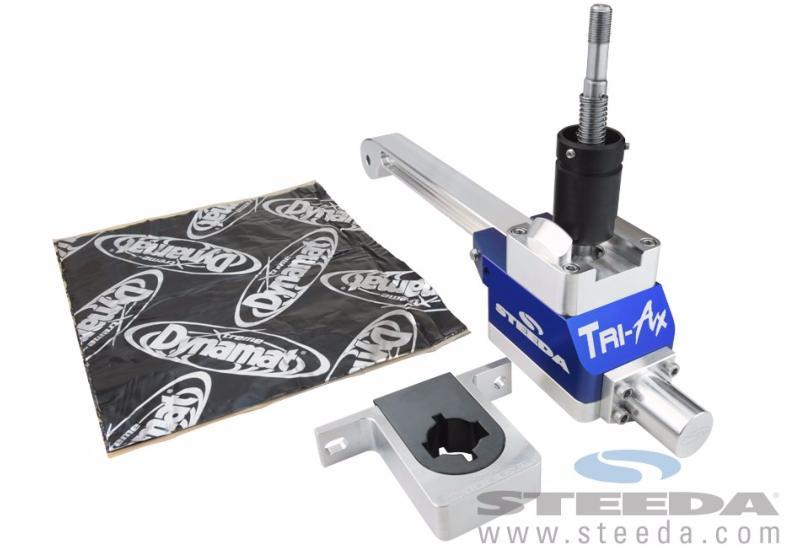 Steeda S550 MT-82 Tri-Axe Race Short Shifter