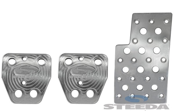 Steeda S550 Pedal Sets