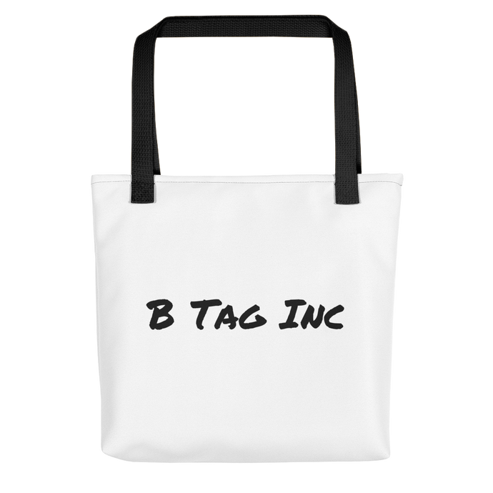 B Tag Inc Tote bag