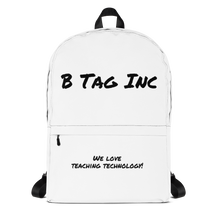 Load image into Gallery viewer, B Tag Inc Backpack