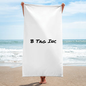 B Tag Inc Towel