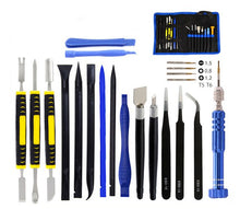 Load image into Gallery viewer, 18 Pcs Opening/Disassemble/Repair tool Kit    (for iPhone, iPad,  HTC,  Samsung  Mobile Phones)