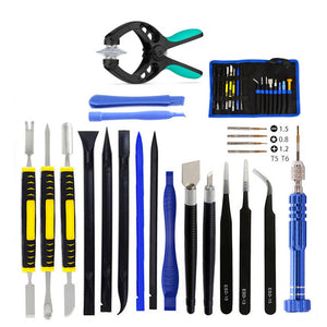 18 Pcs Opening/Disassemble/Repair tool Kit    (for iPhone, iPad,  HTC,  Samsung  Mobile Phones)