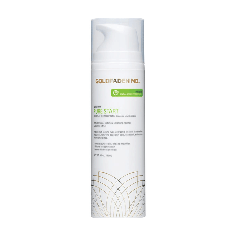 Goldfaden MD PURE START - Detoxifying Facial Cleanser Goldfaden MD
