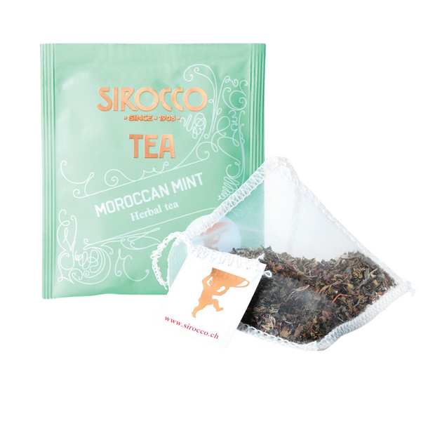 Sirocco Tea MOROCCAN MINT - HERBAL TEA Sirocco