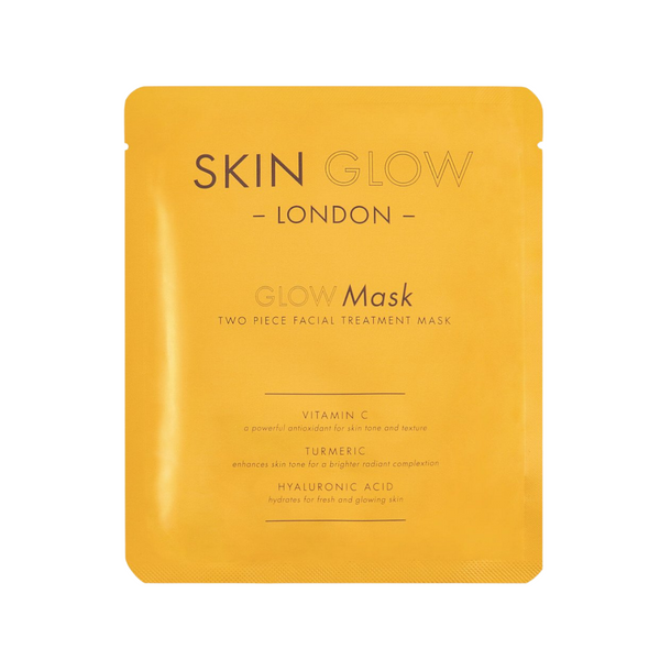 Glow Facial Treatment (two-piece sheet mask)
