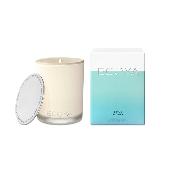 Lotus Flower Mini Madison Jar