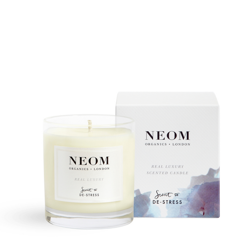 Neom Organics Real Luxury Scented Candle (1 Wick) Real Luxury