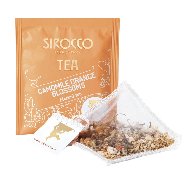 CAMOMILE ORANGE BLOSSOMS - HERBAL TEA