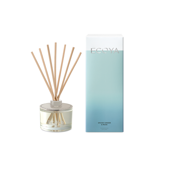 Spiced Ginger & Musk Fragranced Diffuser