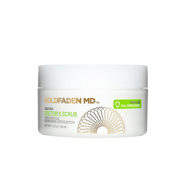 Goldfaden MD DOCTOR'S SCRUB - Ruby Crystal Microderm Goldfaden MD