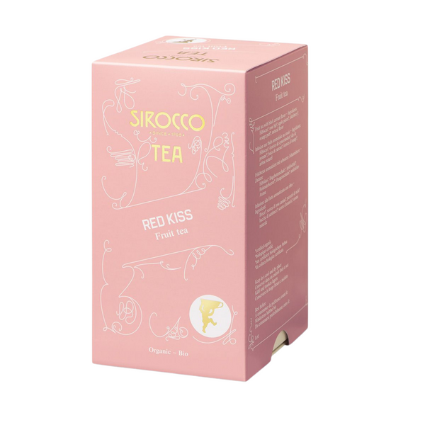 Sirocco Tea RED KISS - FRUIT TEA Sirocco