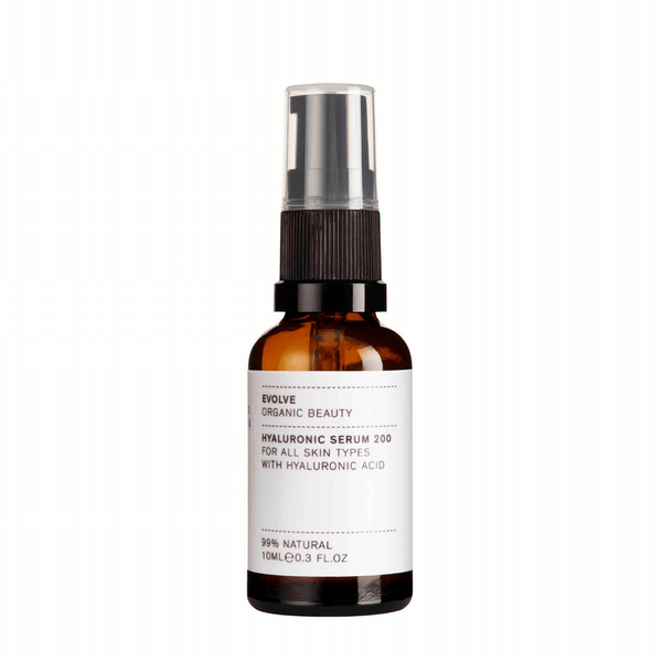 Evolve Beauty MINI HYALURONIC SERUM 200 - HYDRATE, FIRM & LIFT Minis
