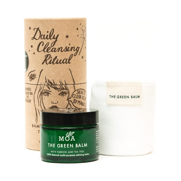 DAILY CLEANSING RITUAL - HOT CLOTH CLEANSING KIT