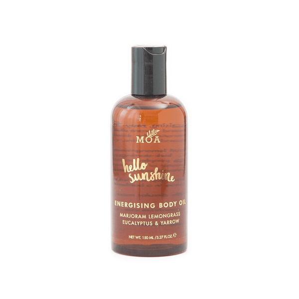 Magic Organic Apothecary HELLO SUNSHINE BODY OIL - HYDRATING, ENERGISING & VITAMIN RICH Bath & Body