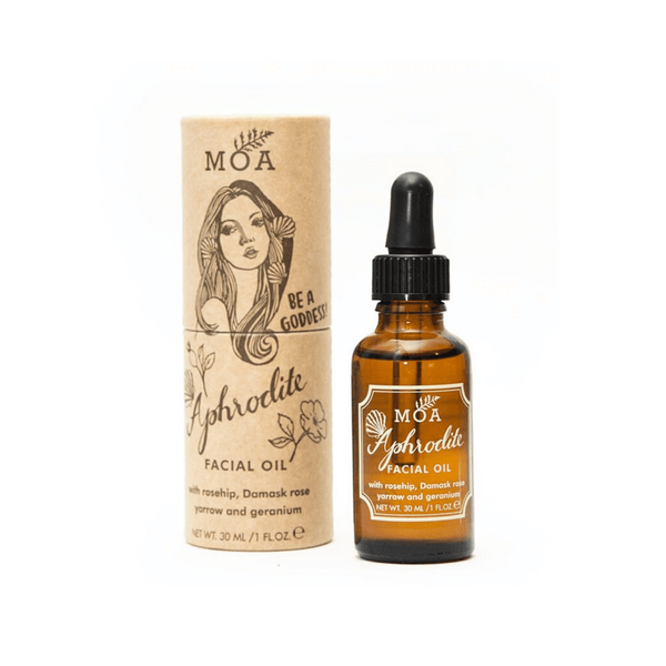 Magic Organic Apothecary APHRODITE FACIAL OIL - COLLAGEN BOOSTING TREATMENT Skincare