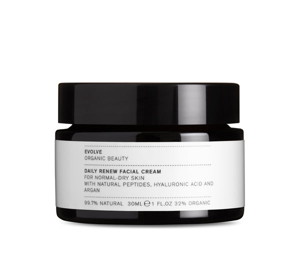 MINI DAILY RENEW FACIAL CREAM - HYDRATE, SOOTHE & ANTI-AGEING