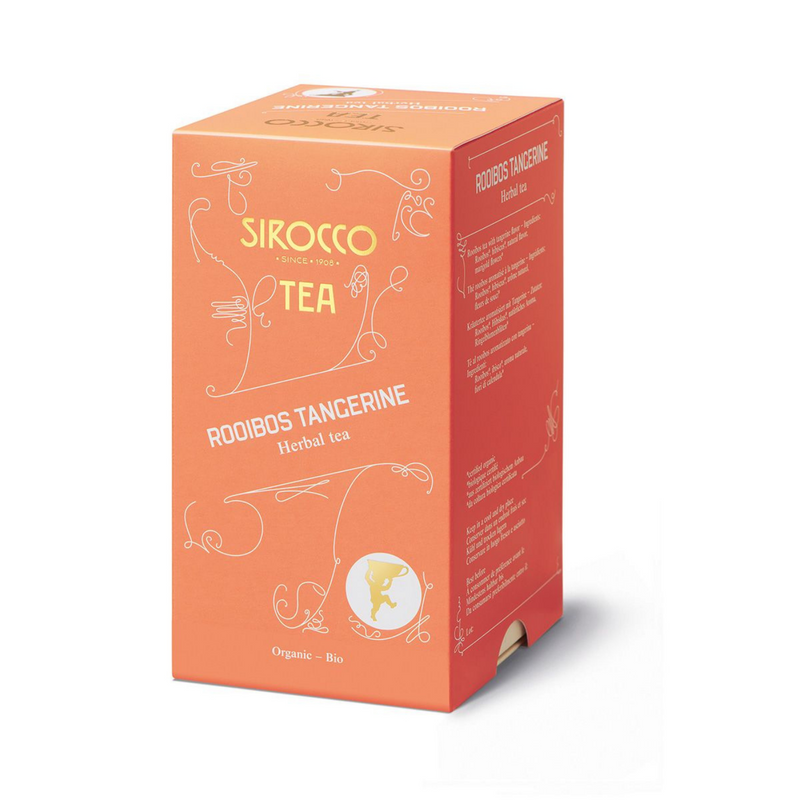 ROOIBOS TANGERINE - HERBAL TEA