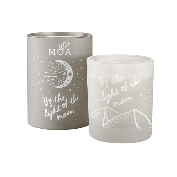 MOONLIGHT CANDLE - WHITE SAGE, JASMINE & MYRRH