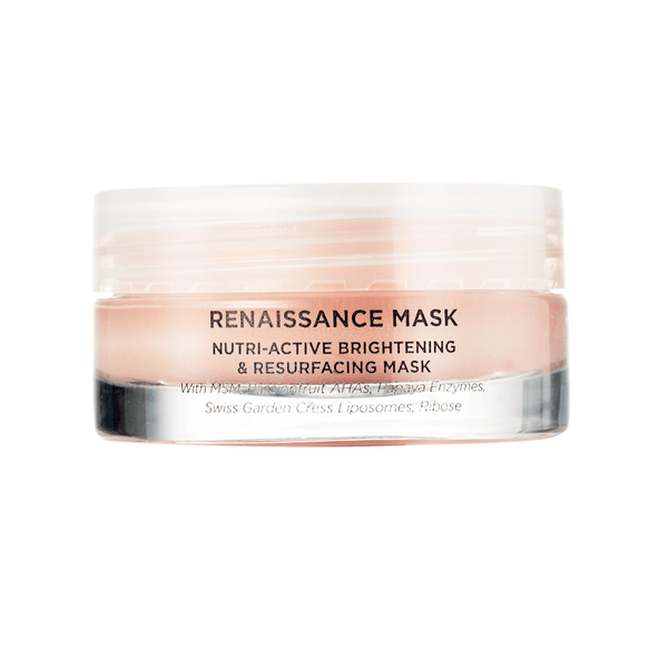 RENAISSANCE MASK - NUTRI-ACTIVE BRIGHTENING & RESURFACING MASK