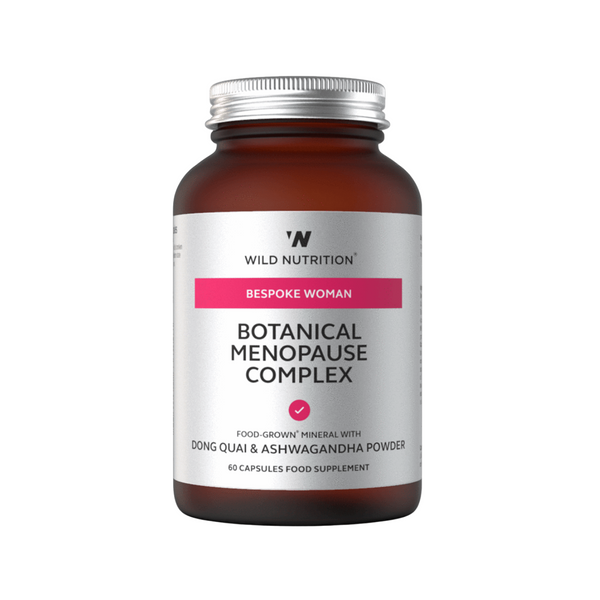WILD NUTRITION BOTANICAL MENOPAUSE COMPLEX Bespoke Woman