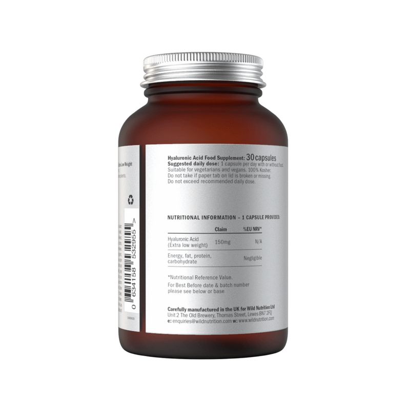 Wild Nutrition HYALURONIC ACID Wild Nutrition