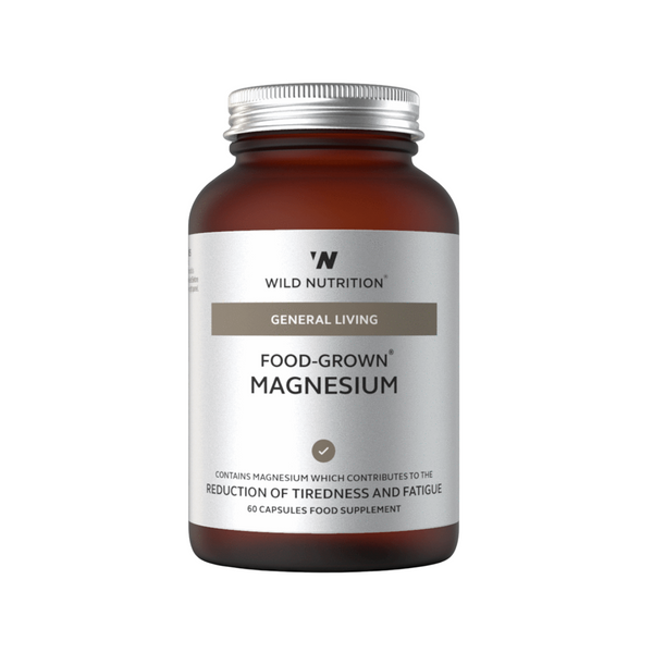 Wild Nutrition FOOD-GROWN MAGNESIUM Bespoke Living