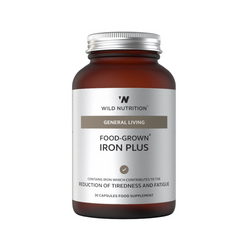 FOOD-GROWN IRON PLUS